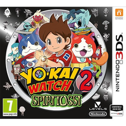 Nintendo - 3DS YOKAI WATCH 2 POLPANIME 2236449