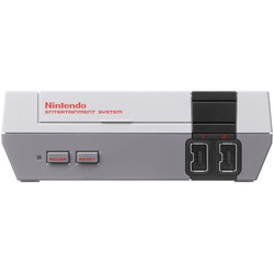 Nintendo - CLASSIC MINI NES HW2400049