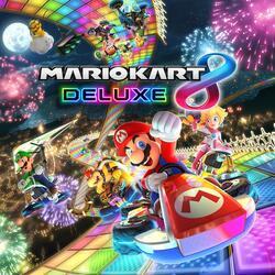 Nintendo - SWITCH MARIO KART 8 DELUXE2520349