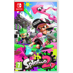 Nintendo - SWITCH SPLATOON 2 2520549
