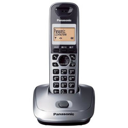 Panasonic - KX-TG2511JTM nero-argento