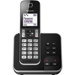 Panasonic - KX-TGD320 nero