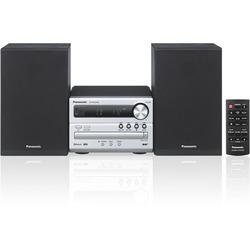 Panasonic - SC-PM250BEG-S silver-nero
