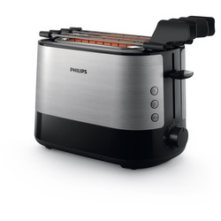 Philips - VIVA COLLECTION HD2639/90 acciaio-nero