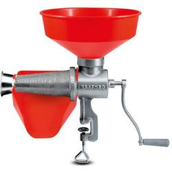 Reber - 8501N acciaio-rosso