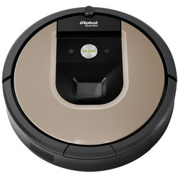 iROBOT - ROOMBA 966 marrone-nero