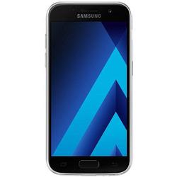 Samsung - EF-QA520TTEGWW trasparente