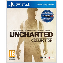 Sony - PS4 UNCHARTED: THE NATHAN DRAKE COLLECTION 9866435