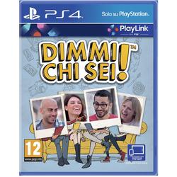 Sony - PS4 DIMMI CHI SEI ! 9872566