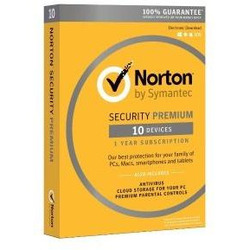 Symantec - NORTON SECURITY PREMIUM 3.0 21355422