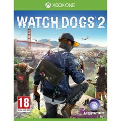 Ubisoft - XBOX ONE WATCH DOGS 2300086256