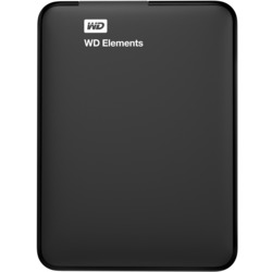 Western Digital - WDBUZG0010BBKWESN