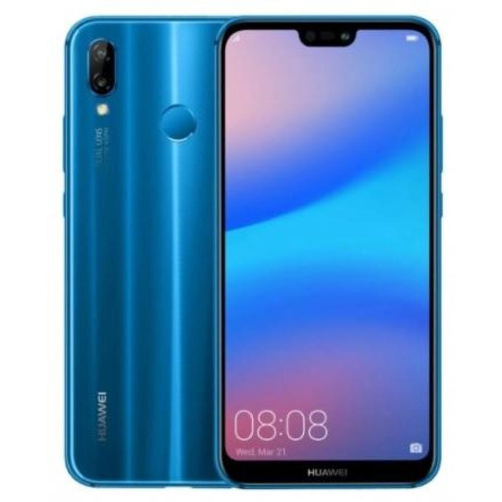 Scope Elettriche Ad Acqua.Huawei Smartphone P20 Lite Blu Expert Official Shop Online