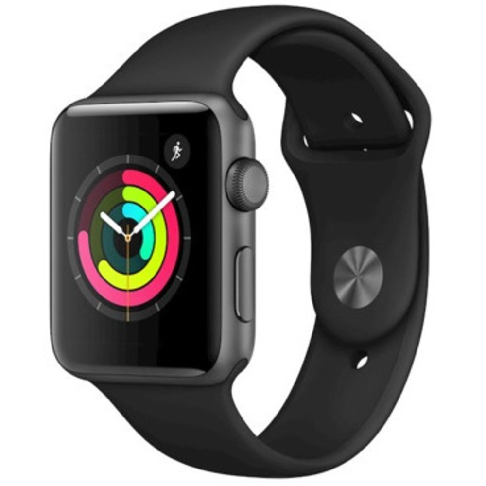 APPLE WATCH 4 40MM ALLUMINIO GPS MU662TY/A grigio-nero