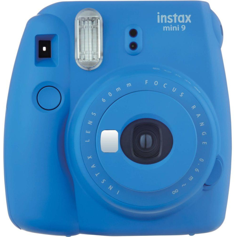polaroid instax mini 9 ricariche  FUJI Istantanee INSTAX MINI 9 blu - Expert official shop online