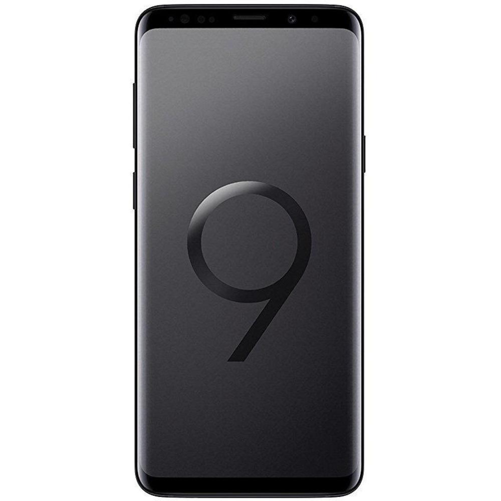 GALAXY S9 PLUS 256GB SM-G965 nero