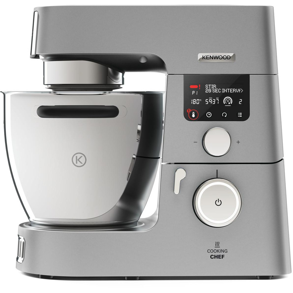 COOKING CHEF KCC9060S silver