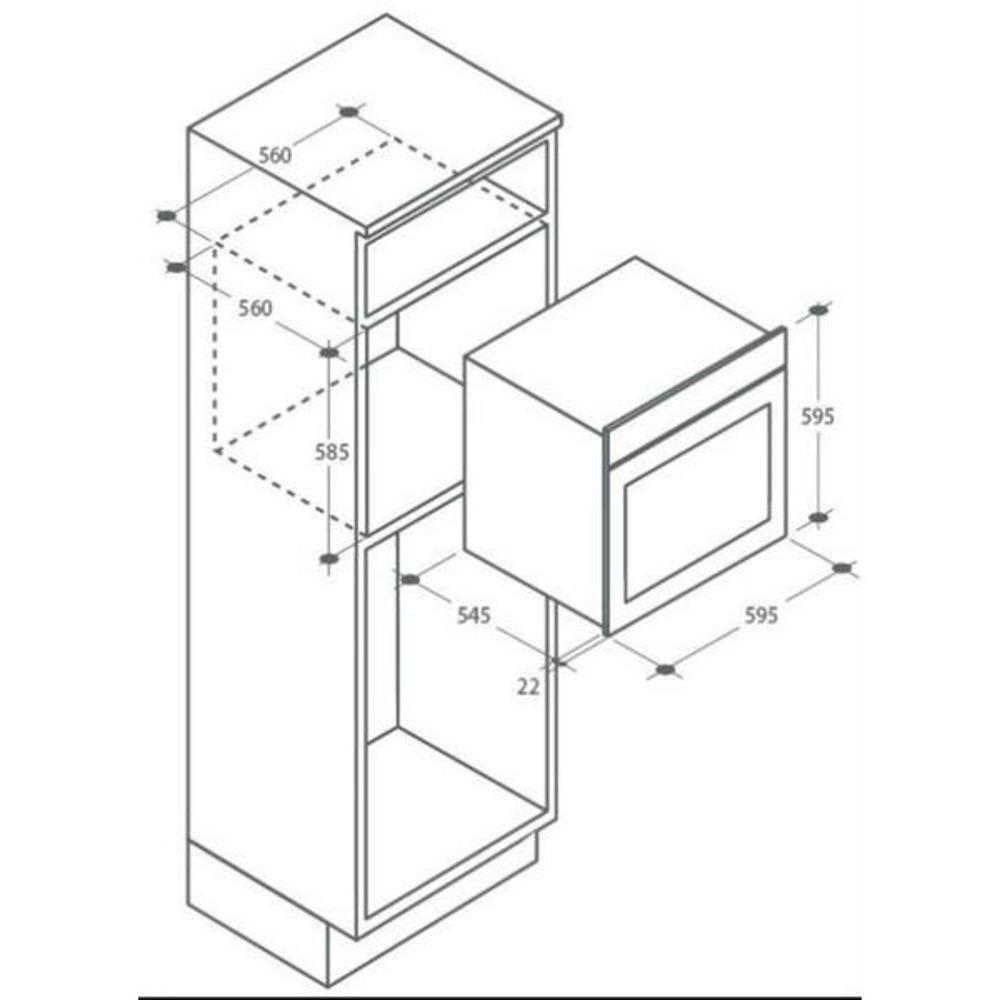 Olio forno termostato collegamento