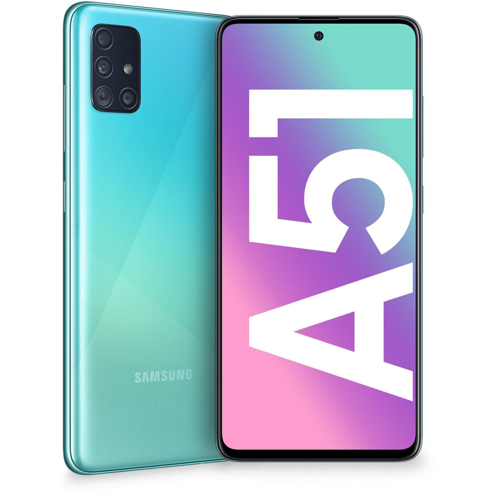 GALAXY A51 SM-A515 blu