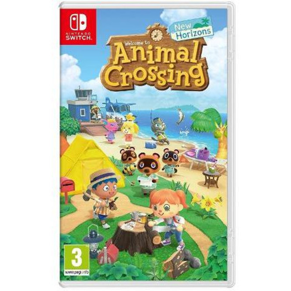 SWITCH ANIMAL CROSSING 10002099
