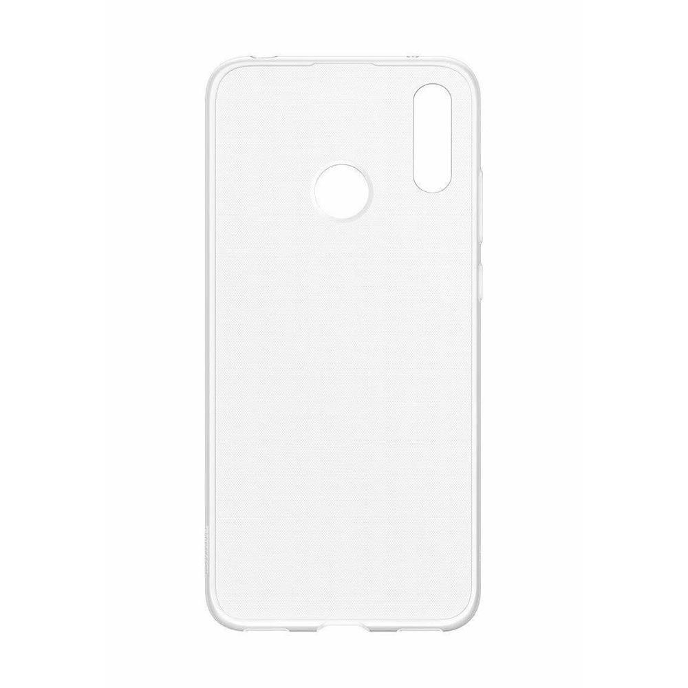 Y7 2019 TPU CASE TRANSPARENT NFC