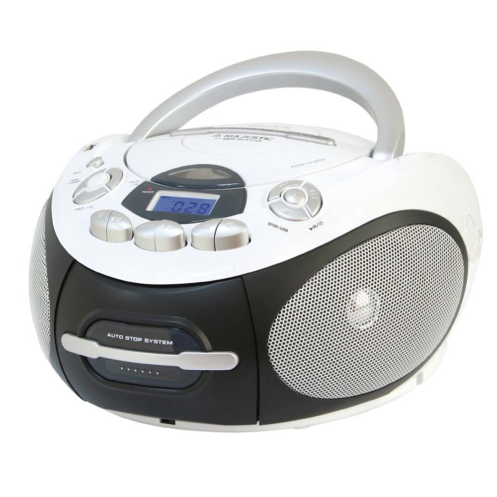 AH 2387R MP3/USB