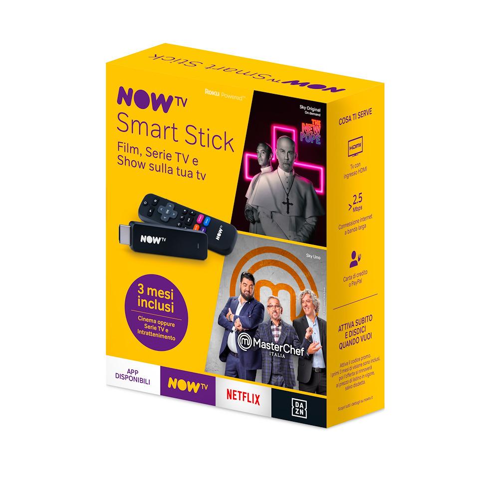 NOW TV Smart Stick 3 mesi