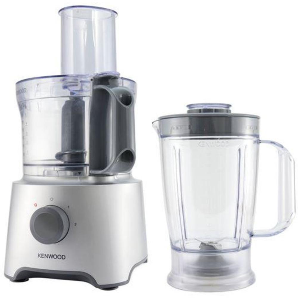 Kenwood Robot da Cucina FDP302 silver - Expert official shop online