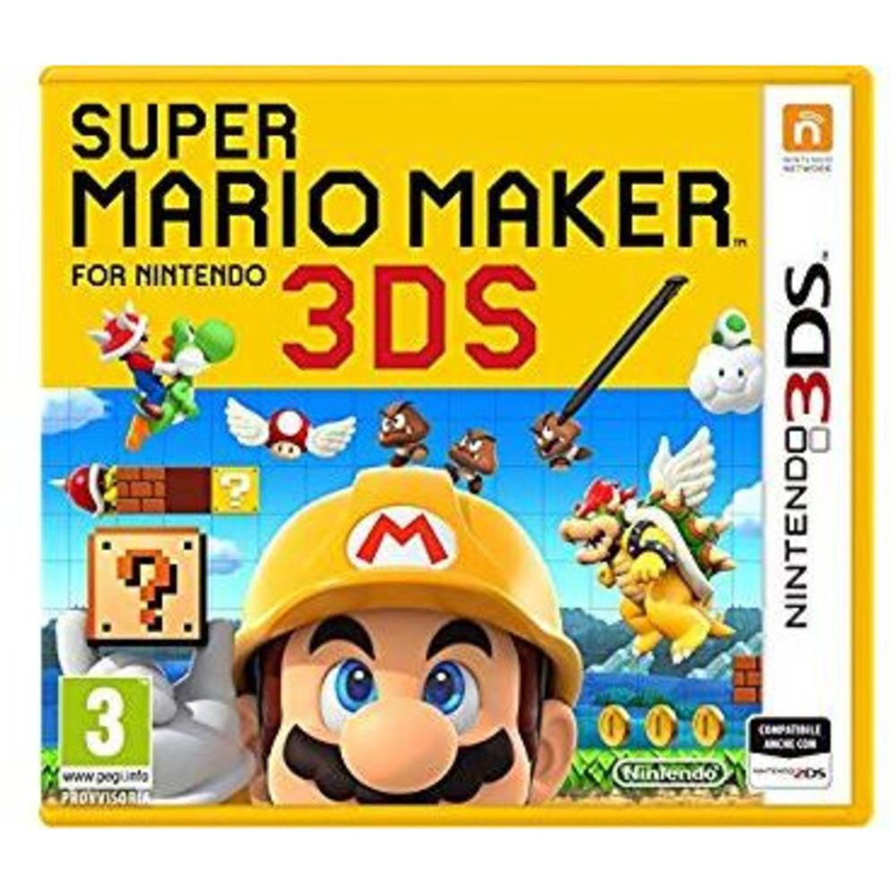 3DS SUPER MARIO MAKER2235649