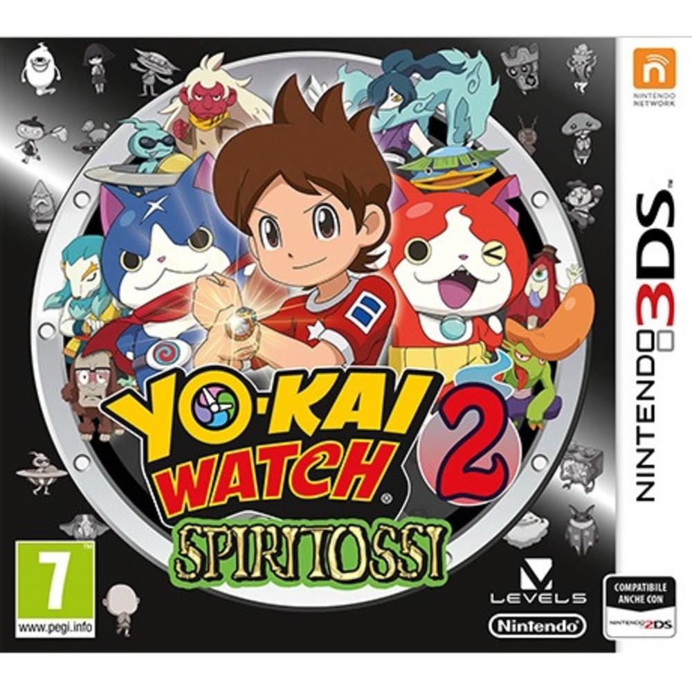 3DS YOKAI WATCH 2 POLPANIME 2236449