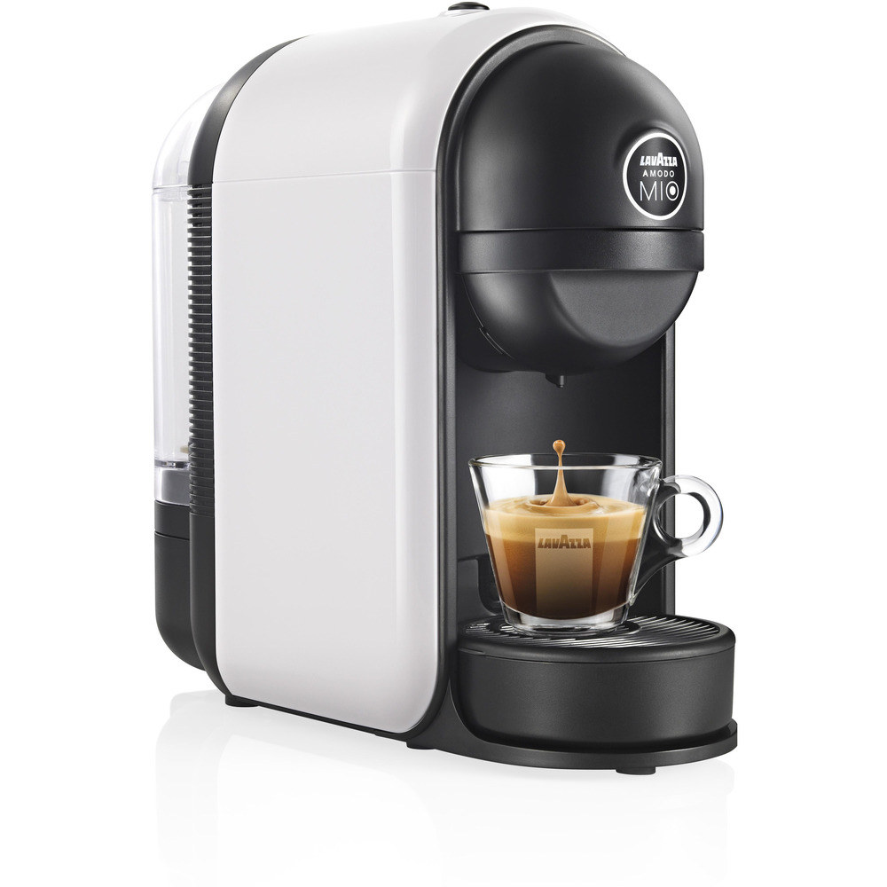 lavazza espresso cialda chiusa a modo mio minu 18000135 bianco expert official shop online. Black Bedroom Furniture Sets. Home Design Ideas