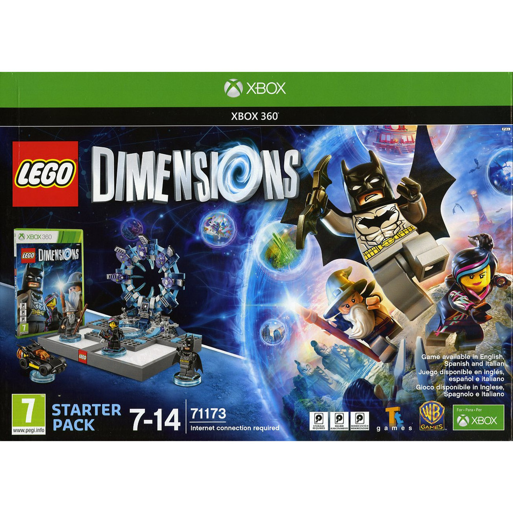 XBOX 360 LEGO DIMENSIONS1000603364
