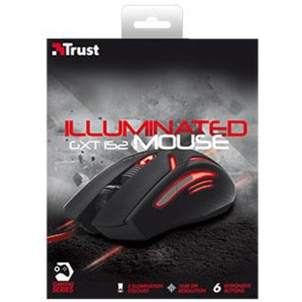e918a501022 Trust Mouse per Game GXT 152 19509 - Expert official shop online