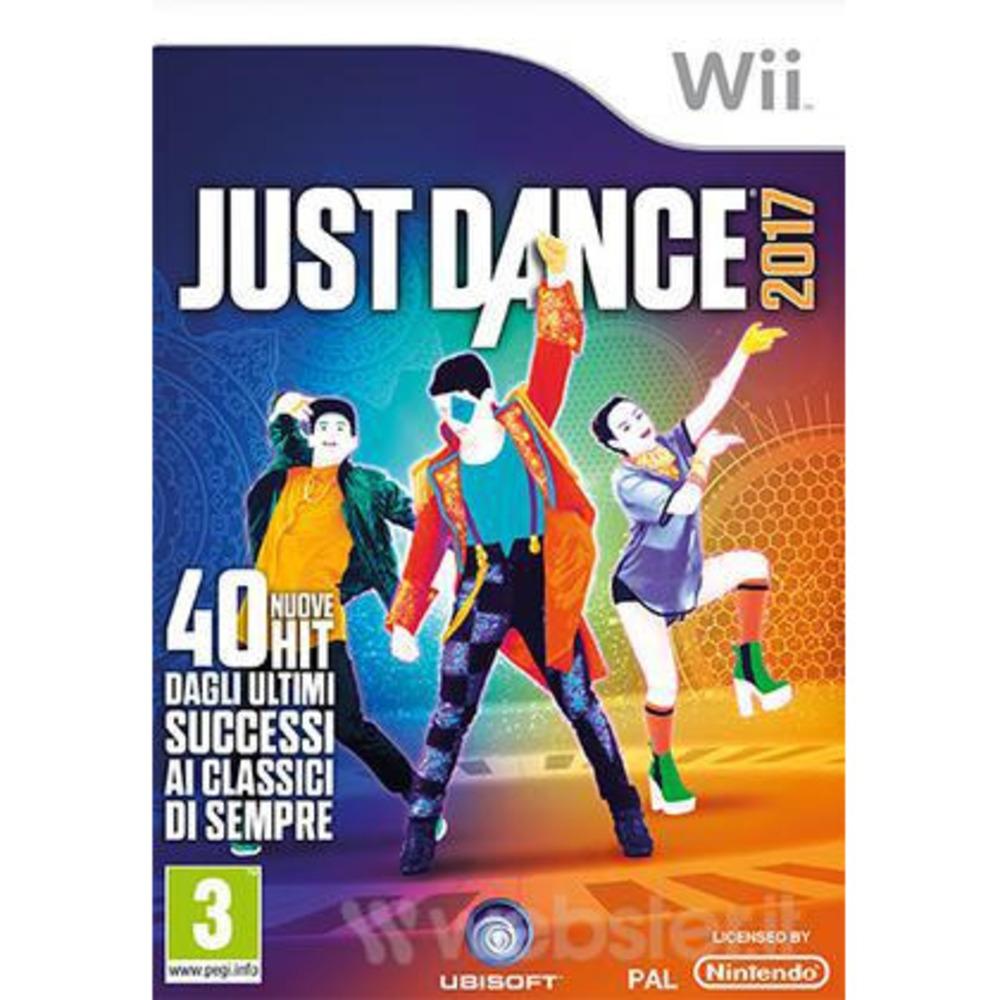 WII JUST DANCE 2017300086353